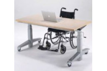 Specialist Height Adjustable Wheelchair Tables