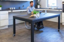 Specialist Height Adjustable Inclusive Tables