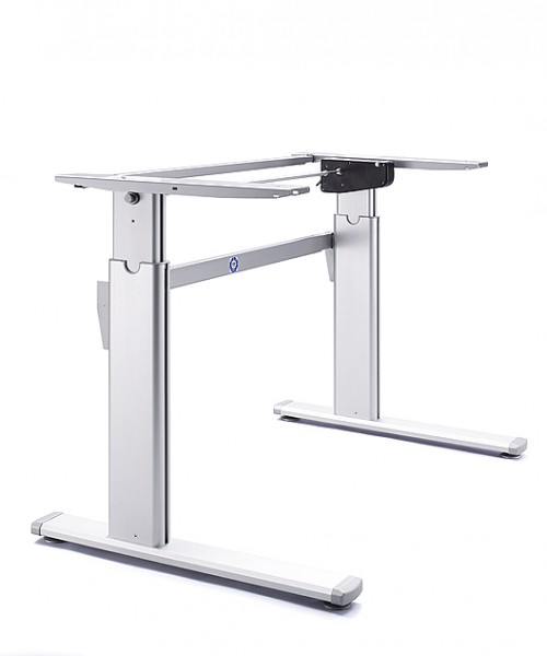 Electric Standing Desk Frame Zenith Sit Stand Height