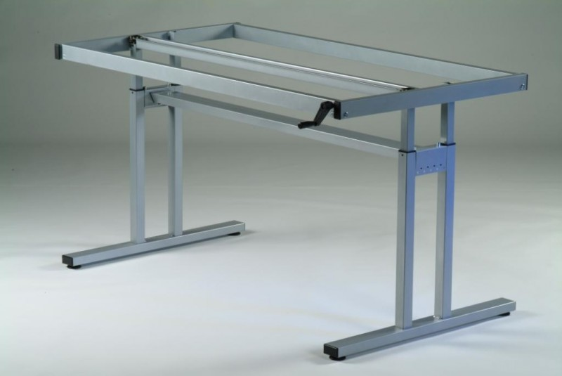MechMode Height Adjustable Table Frames | Adjustable in Height | 2 Height Ranges