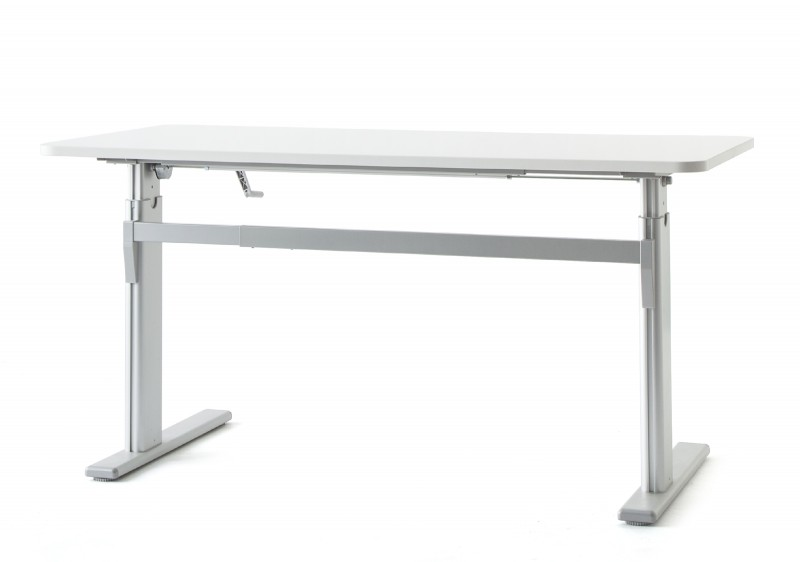 Standing Desk | Manual | Height Adjustable Desks | Zenith Winding Handle  | Sit Stand
