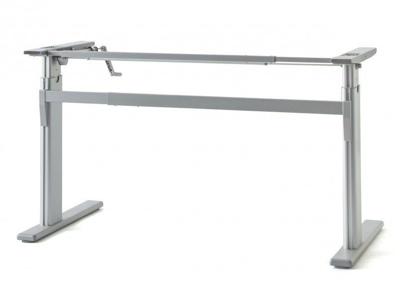 Standing Desk Manual Height Adjustable Desks Zenith