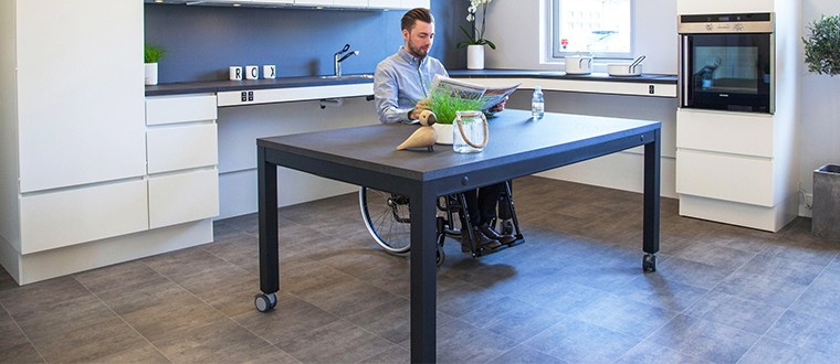 28 Tone Height Adjustable Table Workplace