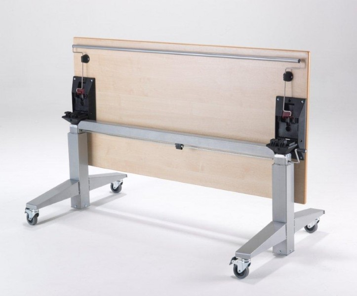 Tilting Top Table Quick Lift Adjule Height Osg Easy