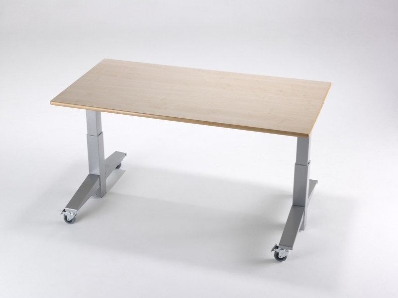 Tilting Top Table Quick Lift Adjustable Height Osg